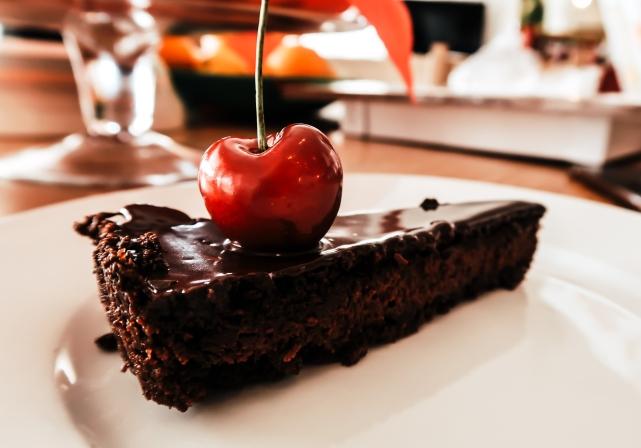 Glazed Chocolate Tart (4 of 6)