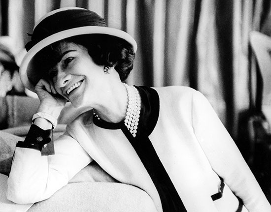 Coco Chanel: Fashion and Poverty.