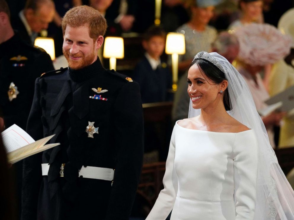 The Royal Wedding 2018: Best Dressed!