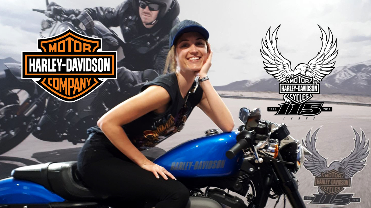 Harley-Davidson 115th Anniversary 2018 (Prague)